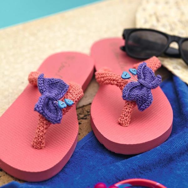 summer gifts flip flops