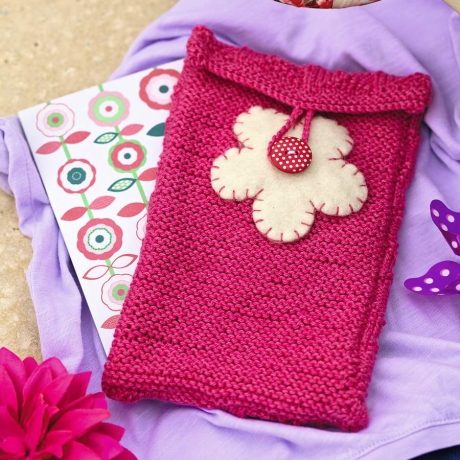 summer knits kindle case