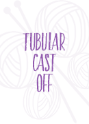 tubular cast off