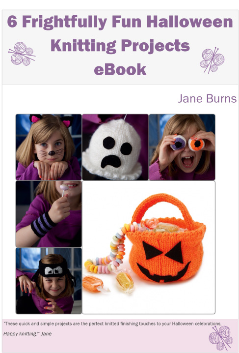 6 frightfully fun halloween knitting projects