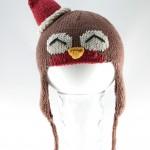rockin robin hat santa mini front