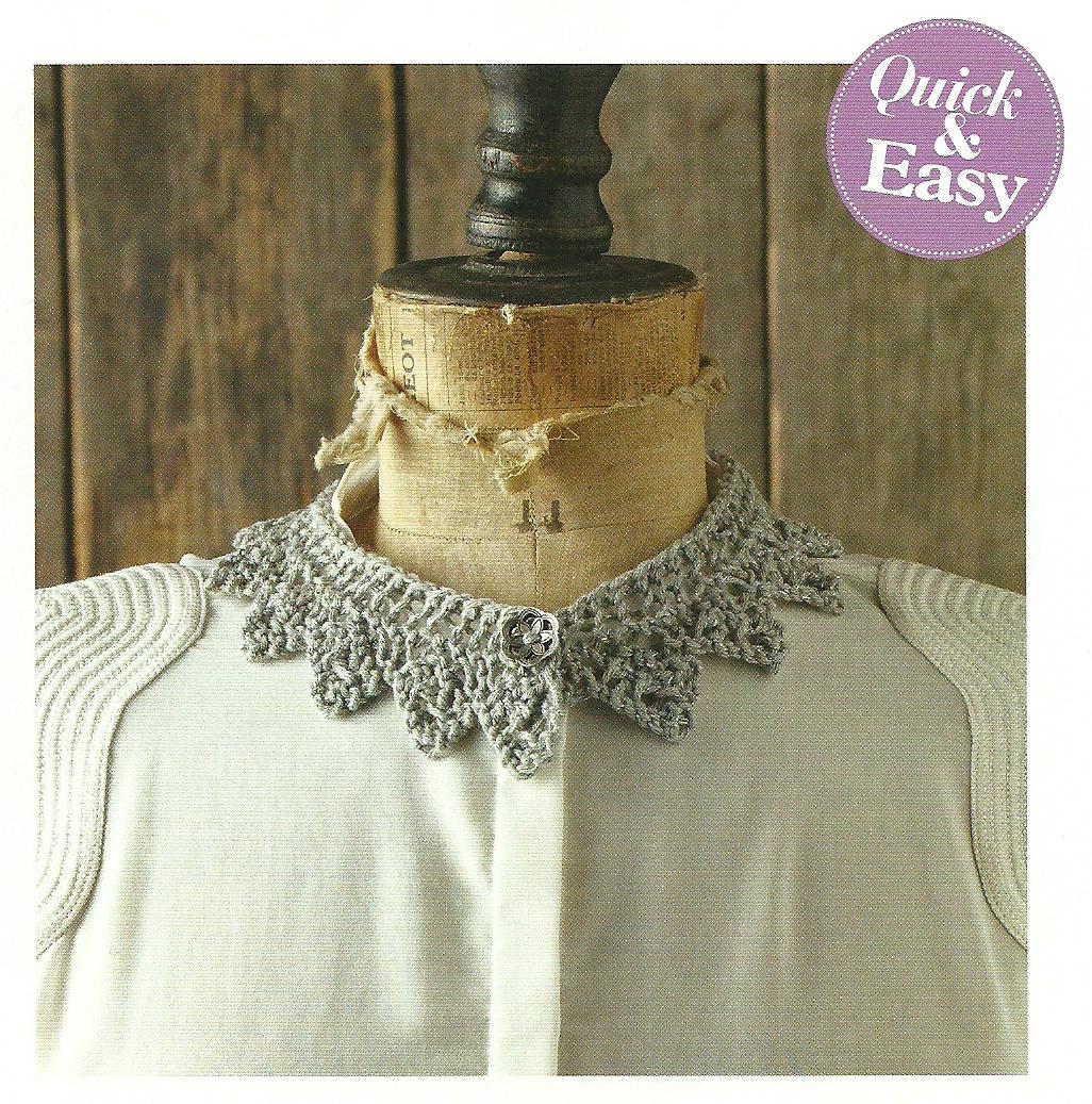lace collar jane burns