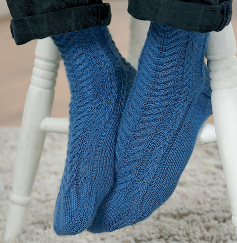 Silverstone socks