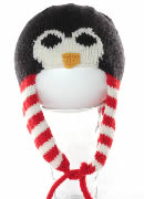 Playful Penguin Hat