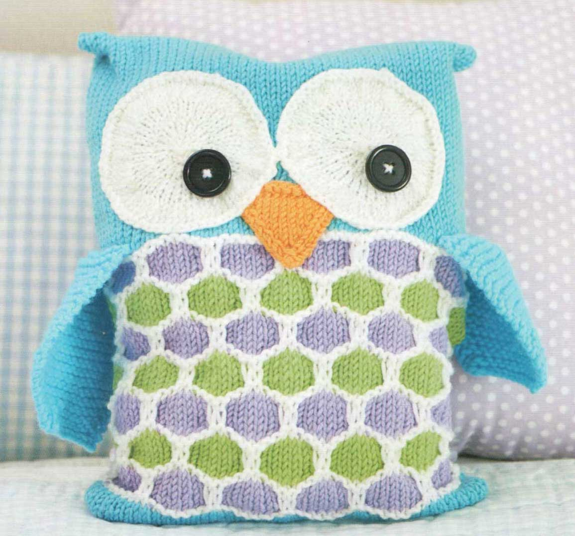 Owl Pyjama Case Pattern Now Available to BuyJane Burns | Jane Burns