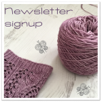 newsletter signup jane burns