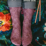 Lazy Sunday Knitted Socks by Jane Burns. Five simply indulgent beaded socks to knit.