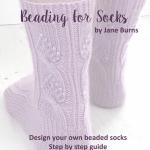 beading for socks eBook Jane Burns