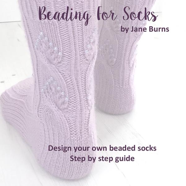 Beading for Socks