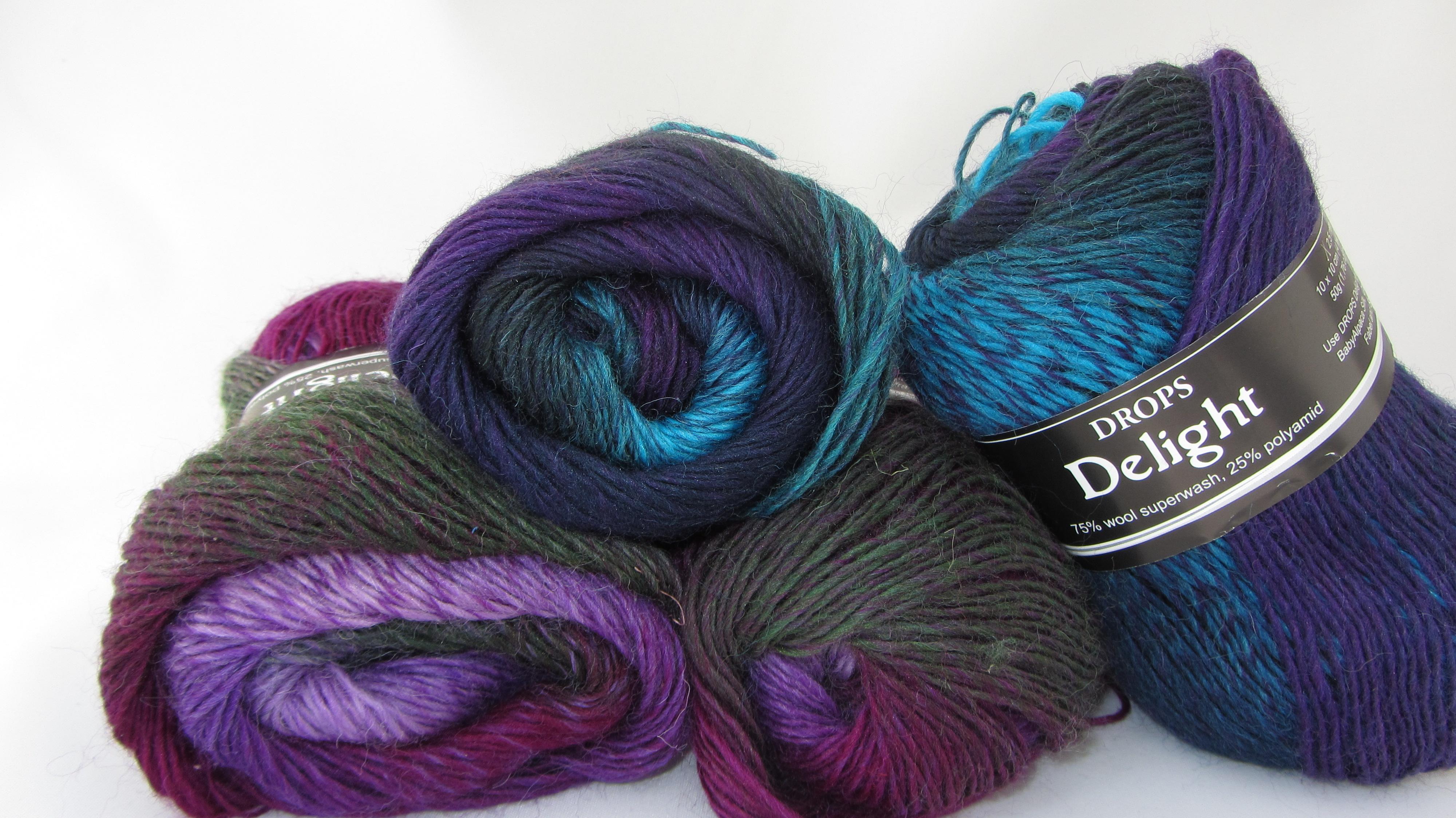 Drops Delight Yarn