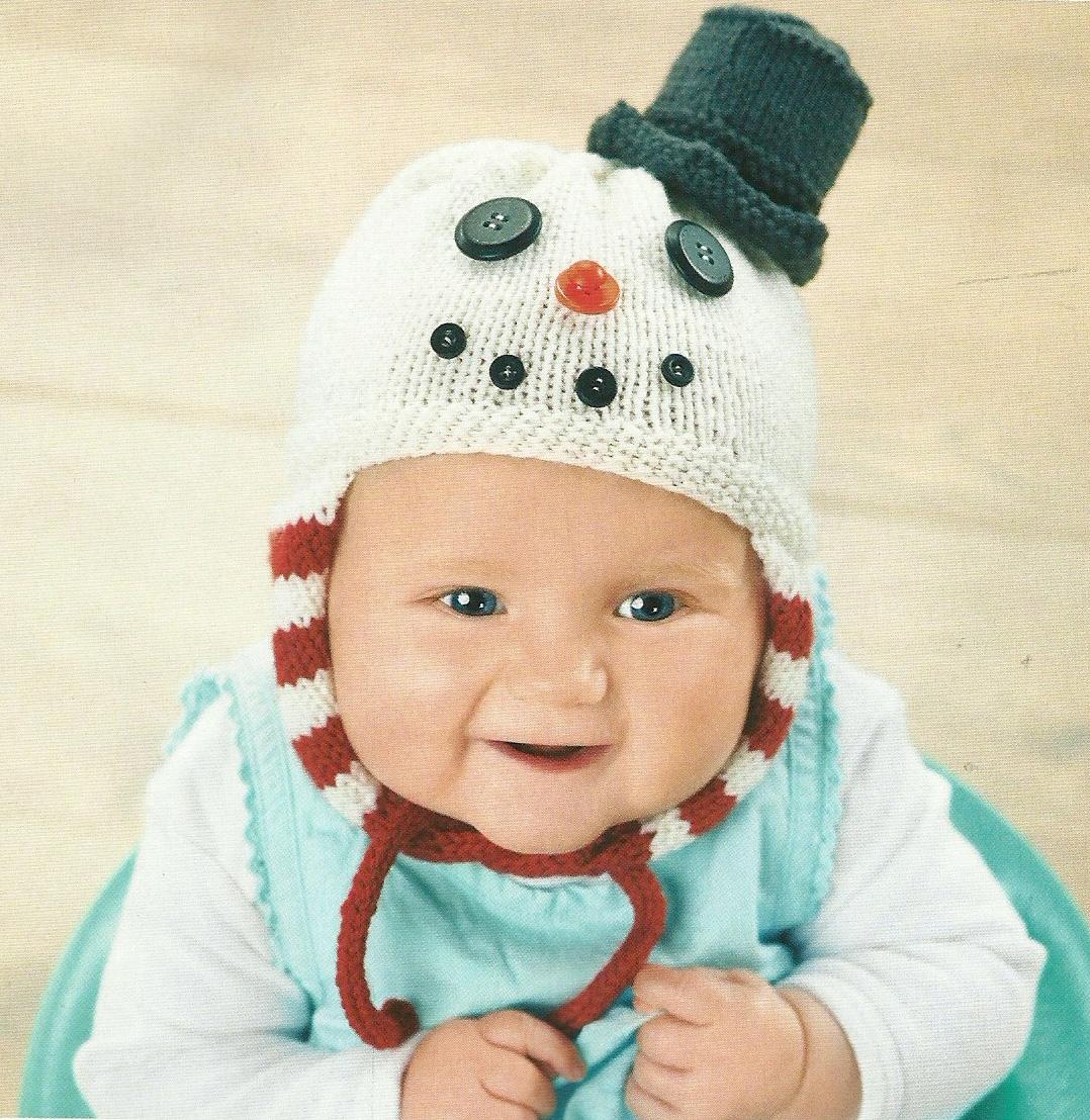 arctic snowman hat
