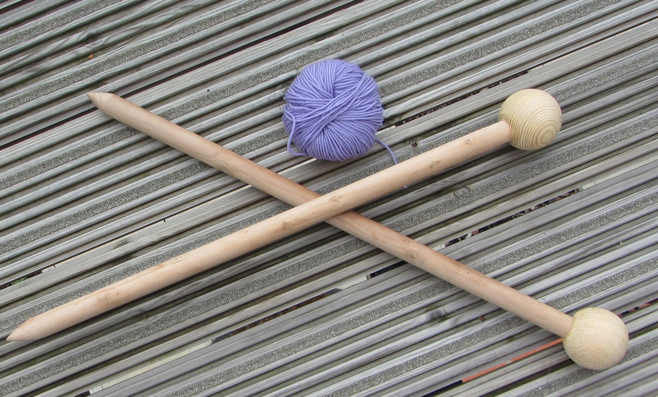 giant needle