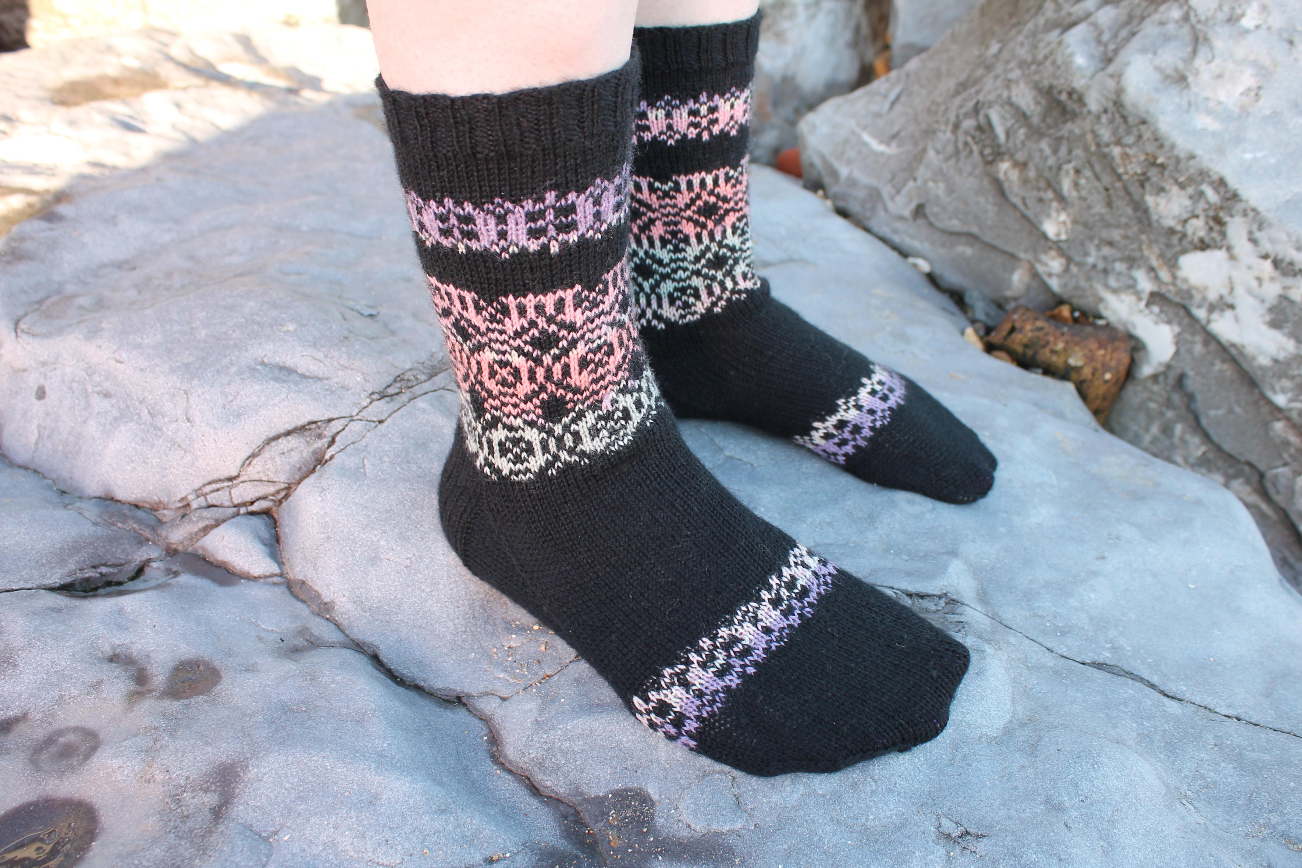 kasbah socks