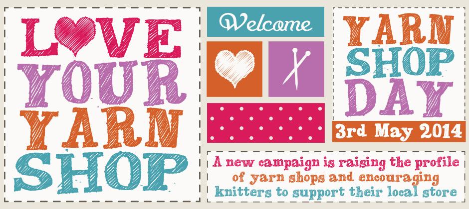love your yarn shop header