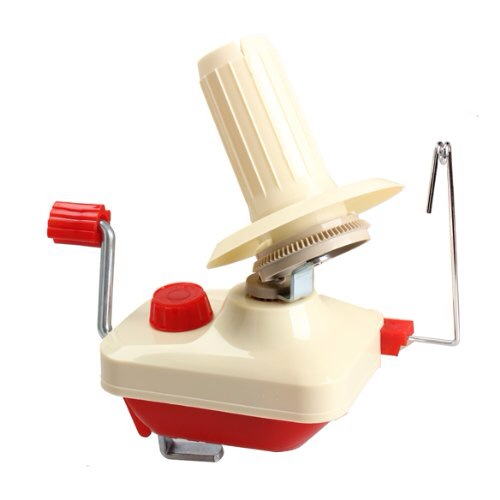 Knitting yarn Ball Winder, no more winding by hand! knitting gift idea