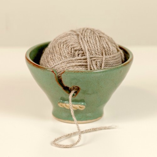 Yarn Bowl knitting gift idea