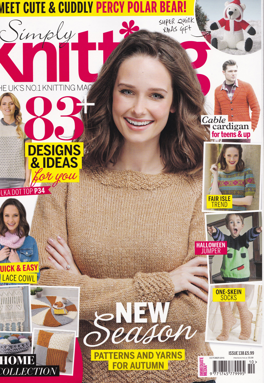 SK Cover Frankenstein Jumper Jane Burns crop