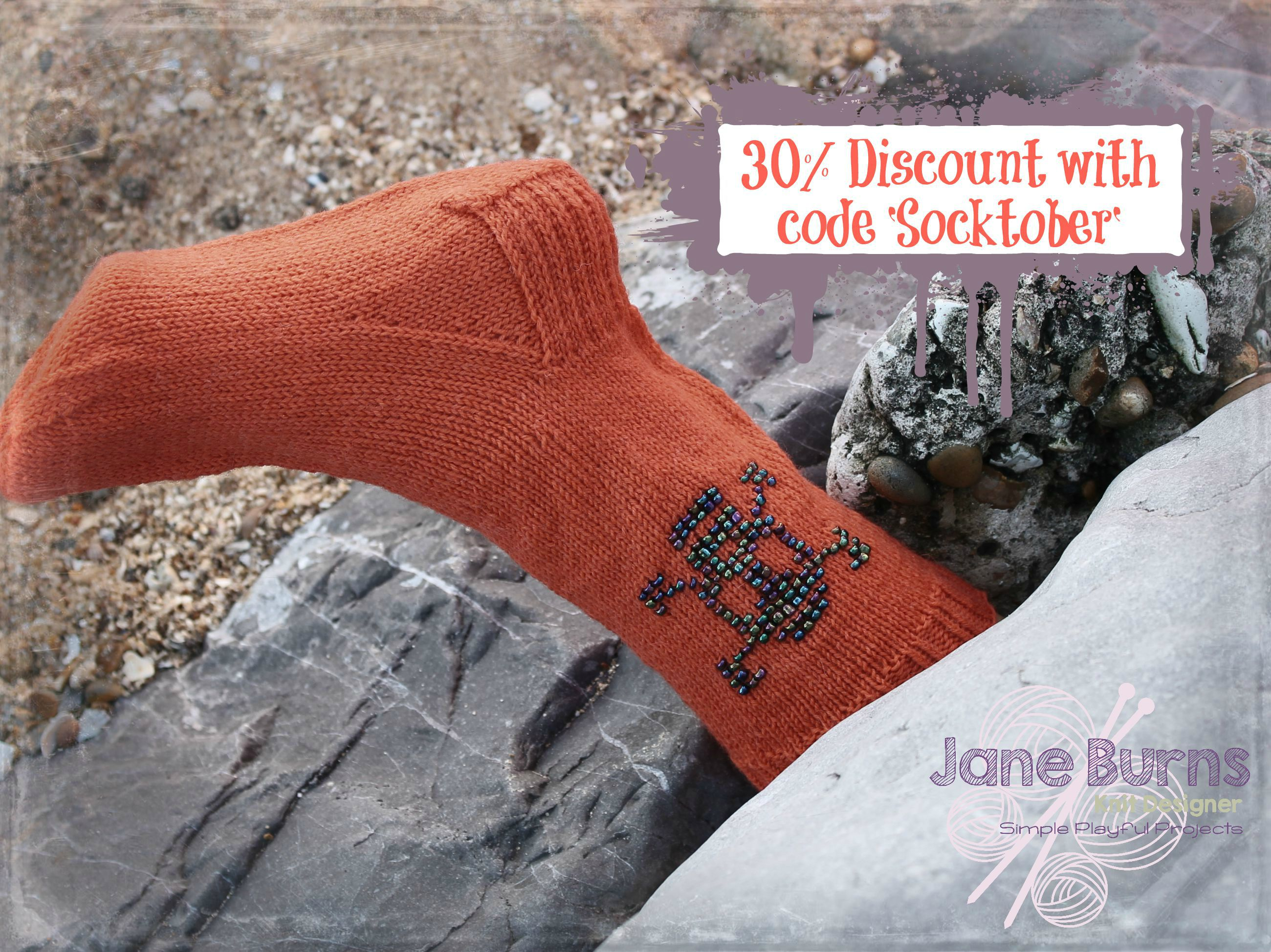 socktober promo jane burns discount