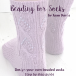 beading for socks eBook Jane Burns
