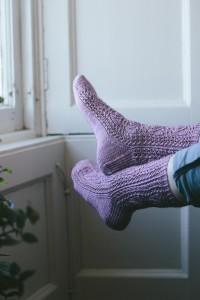 No Mind To Worry Socks Jane Burns Lazy Sunday