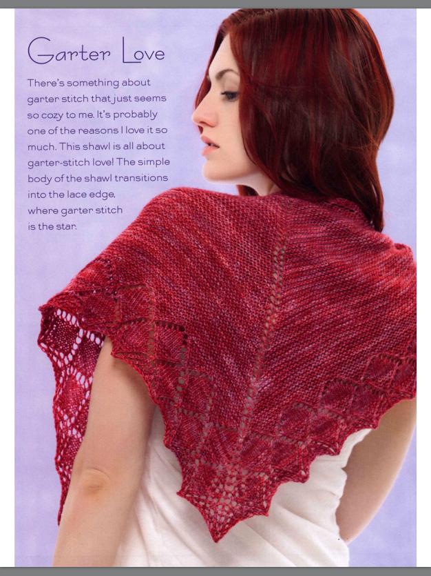 jen lucas sock yarn shawls